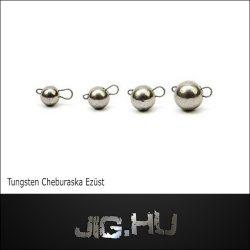 Tungsten Cseburaska jig  4 gramm