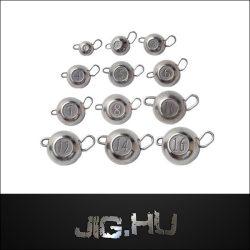 Tungsten cseburaska JIG 6 gramm /Natúr