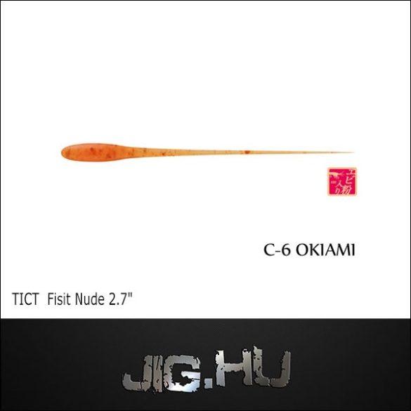 """TICT FISIT NUDE 2'7"""" C-6 ( krill )"""