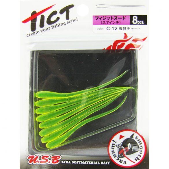 "TICT FISIT NUDE 2'7"" C12(Senritsu Chart)"