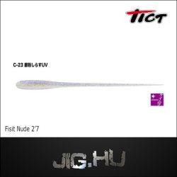 "TICT FISIT NUDE 2'7"" C23(Silver Powder Shirasu )"