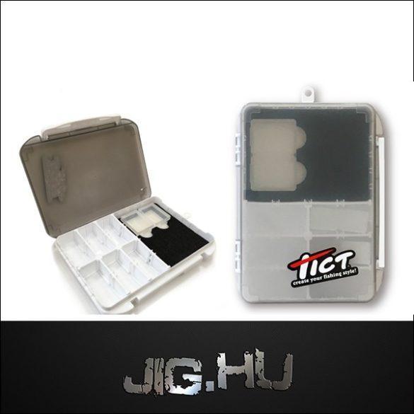 TICT műcsali tartó doboz