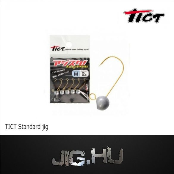 TICT STANDARD jigfej 1,0 gramm 'SS'