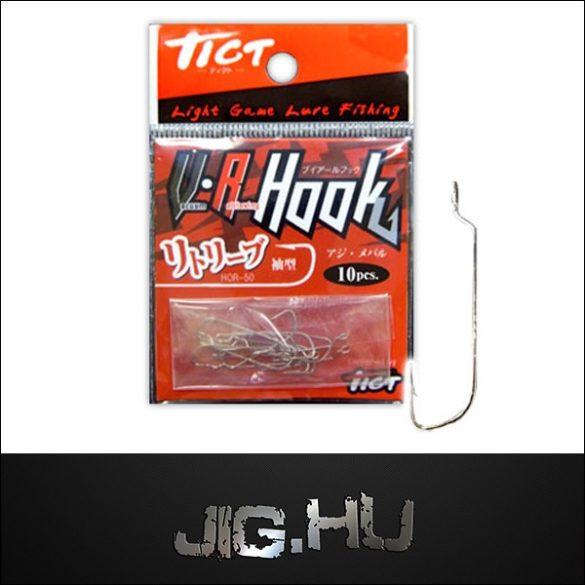 Jig horog TICT VR Hook