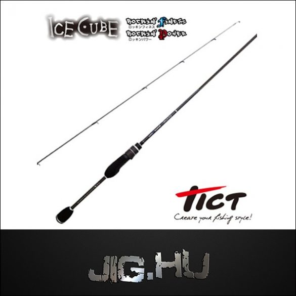 TICT  Ice Cube Rockin' Finess pergetőbot  207cm / 01-3,5g  (IC-69F-Sis)