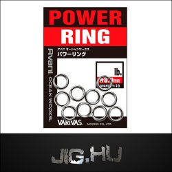 Kulcskarika Varivas Avani Power Ring 40LB