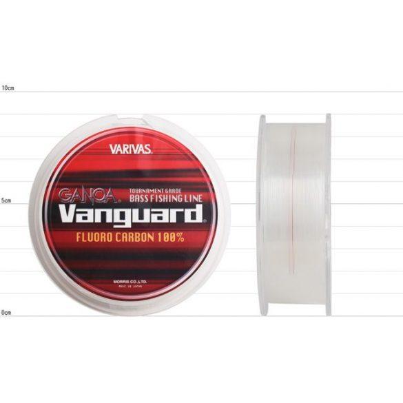 Fluorcarbon zsinór Varivas Ganoa Vanguard  / 16lb. / 0.33mm / 7,5kg /