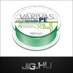 FONOTT ZSINÓR VARIVAS HIGH GRADE PE X4 FLASH GREEN #1.5 /150M /25LB