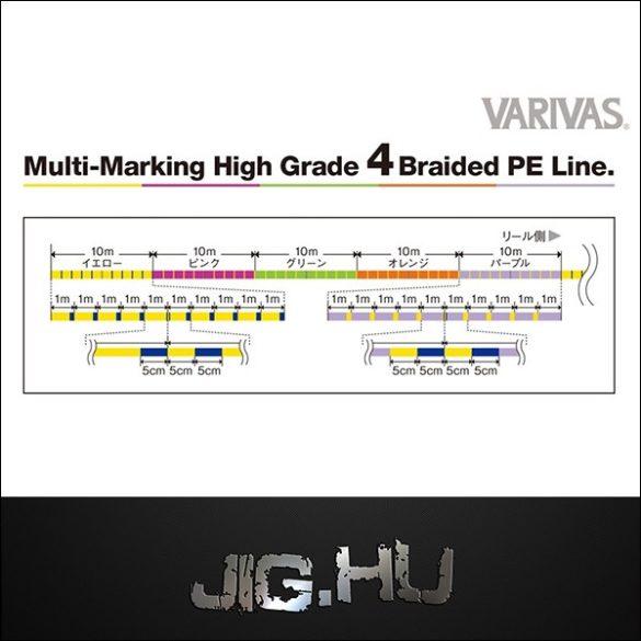 VARIVAS HIGH GRADE MARKING TIPE II 4X #1.0./0.165MM/150M