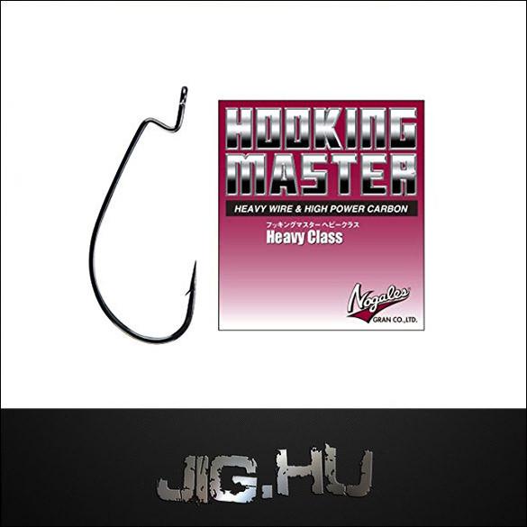 Offset horog VARIVAS GRAN HOOKING MASTER HEAVY CLASS 1/0