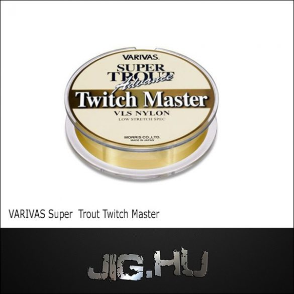 Monofil zsinór Super Trout Advance Twitch Master 4 lb / 91m / 0.148mm / 1,81kg