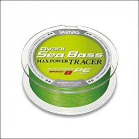 Varivas Avani Sea Bass MAX Tracer 150m
